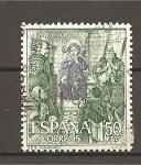 Sellos de Europa - España -  Rosario.