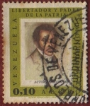 Stamps Venezuela -  BOLÍVAR