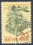 Sellos de Europa - Hungría -  Szeged