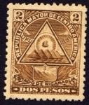 Stamps Nicaragua -  UPU