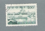 Stamps Finland -  Suomi Finland
