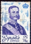 Stamps Spain -
