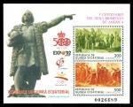 Stamps Africa - Equatorial Guinea -  Descubrimiento de América. Venta