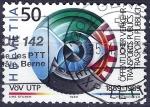 Sellos de Europa - Suiza -  100 aniversario del transporte público.
