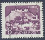 Stamps Hungary -  Sumeoi Var