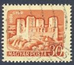 Sellos de Europa - Hungría -  Dios Gyor