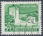 Stamps Hungary -  Nagyvazsony