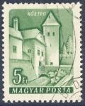 Stamps Hungary -  Koszeg
