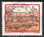 Stamps : Europe : Austria :  Stift St. Paul im Lavanttal