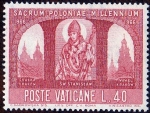 Sellos de Europa - Vaticano -