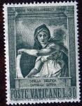 Stamps Vatican City -  SIBILLA DELFICA
