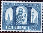 Stamps Vatican City -