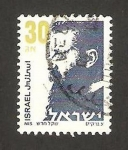 Sellos de Asia - Israel -  personaje