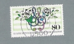 Stamps Germany -  Jahre Deutsche