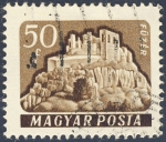 Stamps Hungary -  Fuzer