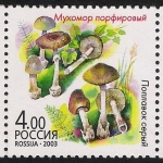 Stamps Russia -  SETAS:231.273