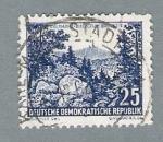 Stamps Germany -  Paisaje