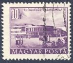 Sellos de Europa - Hungría -  Egeszsegugyi Szakeskola Szombathel