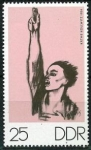 Stamps Germany -  Obra de arte