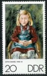 Stamps Germany -  Obra de arte