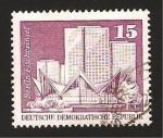 Sellos de Europa - Alemania -  Berlín, Fischerinsel