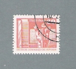 Stamps Germany -  Edificios (repetido)