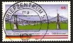 Stamps Germany -  2172 - centº del puente de oberndorf