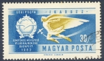 Stamps Hungary -  Ikarusz