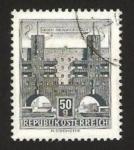 Stamps : Europe : Austria :  viviendas oficiales de heiligenstaot