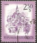Sellos de Europa - Austria -  vista de murau