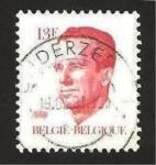 Sellos de Europa - Bélgica -  rey balduino l