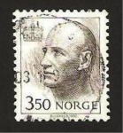 Sellos de Europa - Noruega -  rey harald V