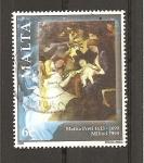 Stamps Malta -  Navidad 98
