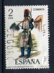 Sellos de Europa - España -  Gastador reg. de ingenieros 1850