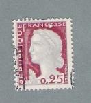 sellos de Europa - Francia -  Marianne de Decaris