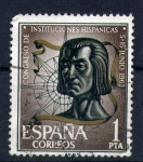 Stamps Spain -  congreso de instituciones hispanicas