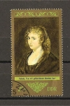 Stamps Germany -  Pinturas.
