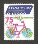 Stamps Netherlands -  2476 - bicicleta