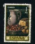 Stamps Spain -  luis eugenio menendez-día del sello