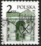 Sellos de Europa - Polonia -  800 años de la escuela polaca ...