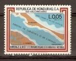 Sellos de America - Honduras -  LAGUNA  DE  CARATASCA