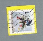 Sellos de Europa - Francia -  Ramo de flores