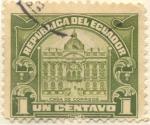 Sellos del Mundo : America : Ecuador : Casa de Correos