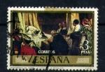 sellos de Europa - España -  testamento de isabel la catolica-rosales