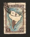 Stamps : America : Argentina :  Sudamérica