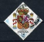 Sellos de Europa - España -  Escudo de España
