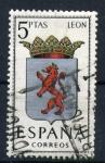 Sellos de Europa - España -  León