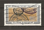 Stamps Germany -  RFA