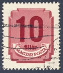 Stamps Hungary -  Valor