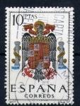 Stamps Spain -  antiguo escudo de españa